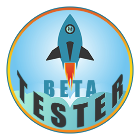 beta tester badge